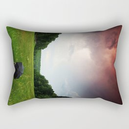 The Force Of Both Worlds  Rectangular Pillow