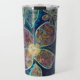 Gaia Over the Garden Travel Mug