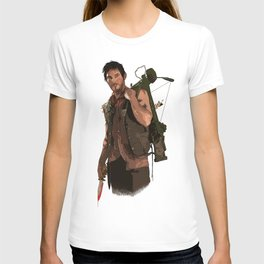COLLECTION WALKING DEAD DARYL T-shirt