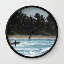 All by myself Wall Clock