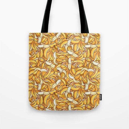 Yellow banana dream. Tote Bag