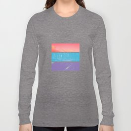 Colour Long Sleeve T-shirt