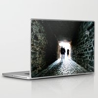 silhouette Laptop & iPad Skins featuring Silhouette by Kim Ramage