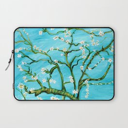 Almond Blossoms - Homage to Van Gogh Laptop Sleeve