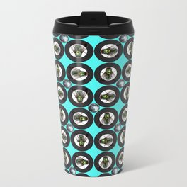 Fly Me To The Moon Metal Travel Mug