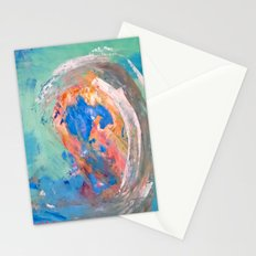 It Was A Big Wave Stationery Cards