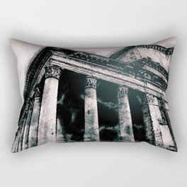 The Roman Pantheon Rectangular Pillow
