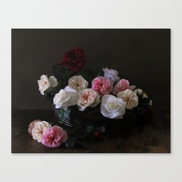 """Power, Corruption & Lies"" by Cap Blackard [Alternate Version] Canvas Print"