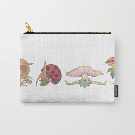 Fungi Faeries Carry-All Pouch