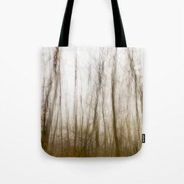 Ghostly forest #3 Tote Bag