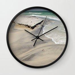 Sediment Wall Clock