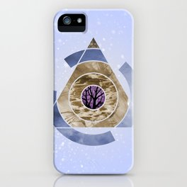 In With Nature iPhone Case