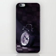 Zeiteinblendung iPhone & iPod Skin