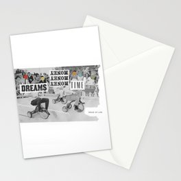 The Road of Life Stationery Cards