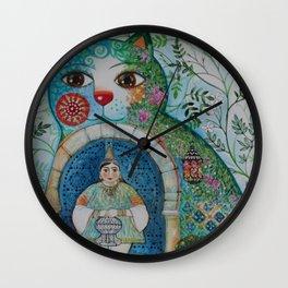 Tunisia Wall Clock