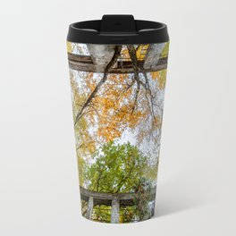 The old mill Travel Mug