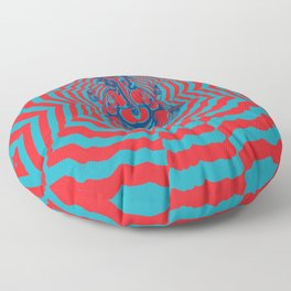 Ganesh Power Floor Pillow