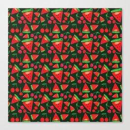juicy Canvas Print