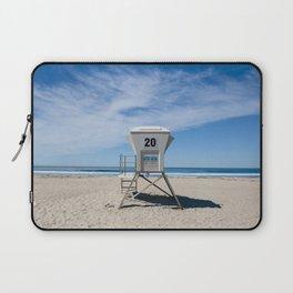 California Beach Day II Laptop Sleeve