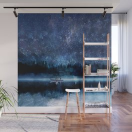 Night Sky Wall Mural