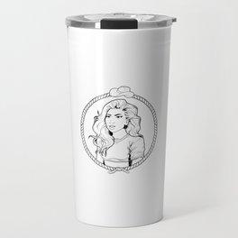Perfect Illusion Travel Mug