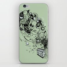 Hidden Home iPhone & iPod Skin