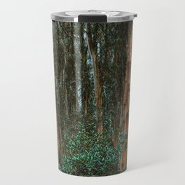 Eucalyptus Trees Near Berkeley California Travel Mug