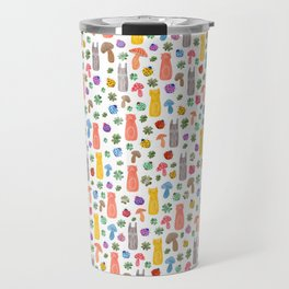 Animals & Lucky charms Travel Mug