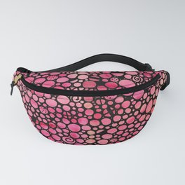 Pinks and Bubbles Fanny Pack