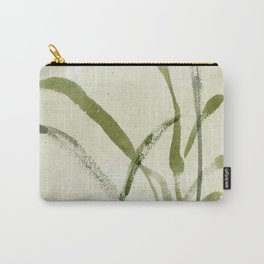 beach weeds Carry-All Pouch