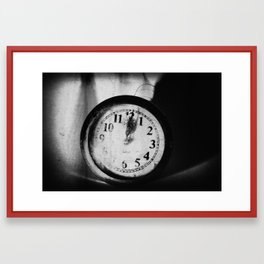 Lost Time Framed Art Print