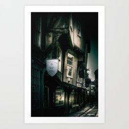 Shambles Magic Art Print