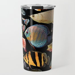 Freshwater tropical fish Travel Mug