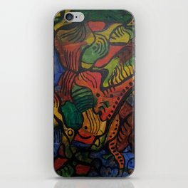 Veggies iPhone Skin