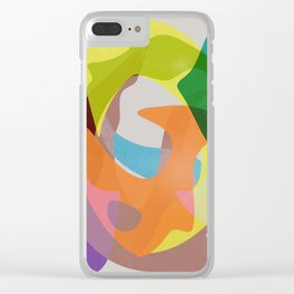 O Waves Clear iPhone Case