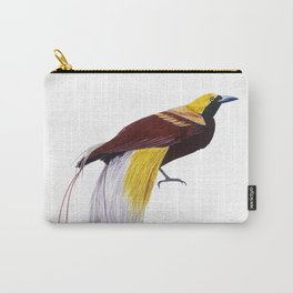 BIRD FROM PARADISE  Carry-All Pouch