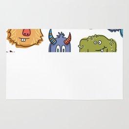 Little Monsters Rug