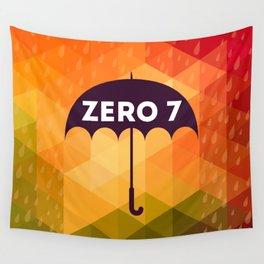 Zero 7 Poster - Sia Furler Mozez Jose Gonzalez Umbrella Print Rain Wall Tapestry