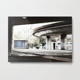 Bridge 60 Metal Print