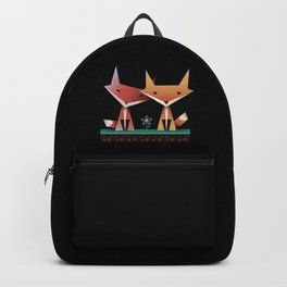 Loving Foxes Backpack