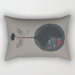 Night Falls Rectangular Pillow