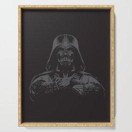Lord Vader Serving Tray