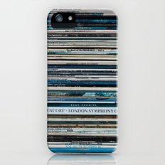 Old Vinyl Slim Case iPhone (5, 5s)