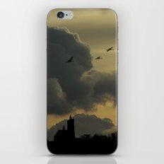 Dark idyll iPhone & iPod Skin