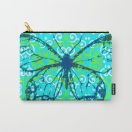 butterfly/motives/colorful/pattern/oldie Carry-All Pouch