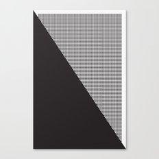 Farbe//Seven Canvas Print
