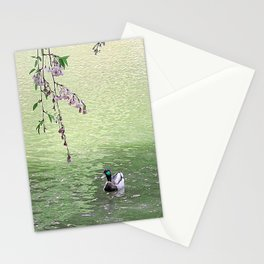 Wild Duck Stationery Cards