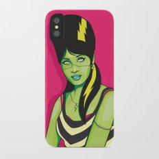 Frankette #1 Slim Case iPhone X