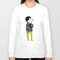 shopping Long Sleeve T-shirts featuring vest shopping... by mummysam