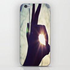 tranquillité iPhone & iPod Skin